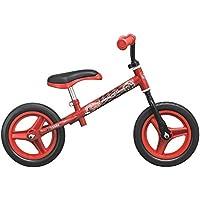 Toimsa – Bicicleta sin pedales para niños bajo licencia Cars 10 pulgada ...