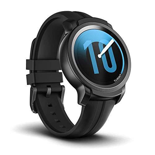 MDMMBB Smartwatch, Wear OS von Google Fitness Smart Watch, 5 ATM wasserdicht und schwimmbereit, kompatibel mit iPhone und Android-Shadow Iphone Suite