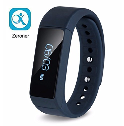Dax-Hub I5 plus IP67, impermeabile tracker sport Braccialetto fitness / fitness tracker / smart bracelet (Fitness Trainer Heart Rate Monitor)