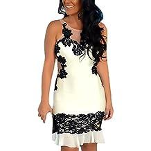 Mujer Vestidos De Fiesta Para Bodas Cortos Elegantes Dresses Señoras Moderno Vintage Con Encaje Bodycon Vestido