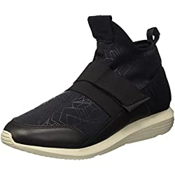 Bikkembergs Speed 710 Mis Shoe M Lycra/Leather, Scarpe a Collo Alto Uomo