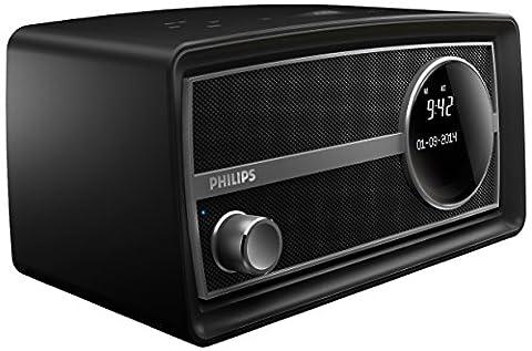 Philips ORT2300B/10 Miniformat Original-Radio schwarz