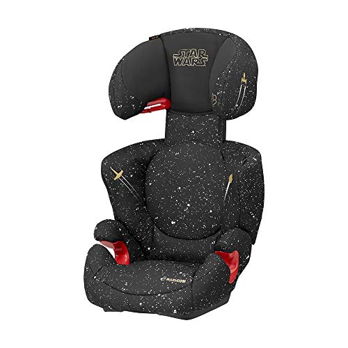 Maxi-Cosi Rodi XP Kindersitz, mitwachsender Gruppe 2/3 Autositz (15-36 kg), nutzbar ab 3,5 bis 12 Jahre, Star Wars