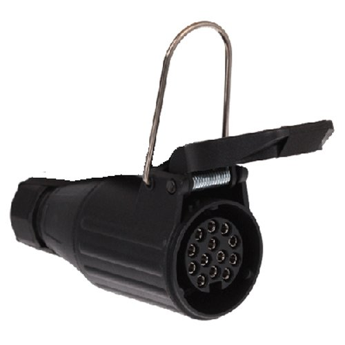 Kupplungsdose 13 polig - Anhänger - Stecker - Anhängerstecker - Steckdose