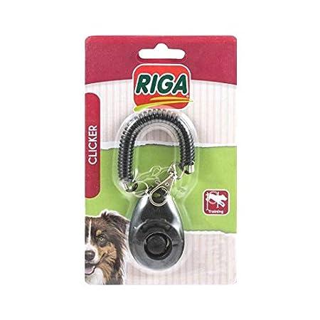 Riga 005485 Clicker für Tiere – Hundeerziehung, Training und Dressur