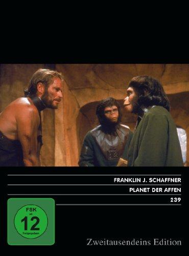 Planet der Affen. Zweitausendeins Edition Film 239