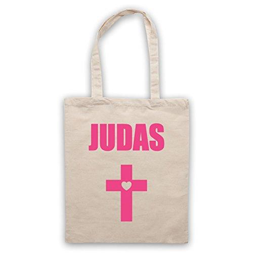 Inspiriert durch Lady Gaga Judas Cross Born This Way Inoffiziell Umhangetaschen Naturlich