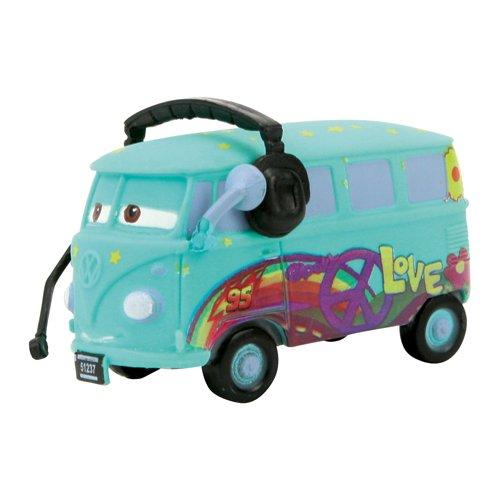 ielfigur, Walt Disney Cars 2, Bully, ca. 7,7 cm (Hippie-comic-figuren)