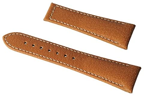 Citizen Ersatzband Uhrenarmband Leder für Faltschliesse 23mm AS4020-44B