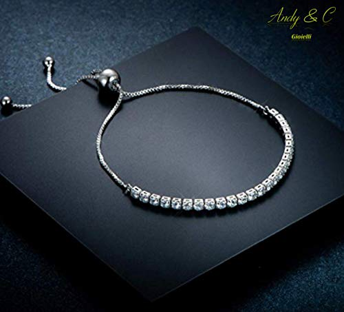 Zoom IMG-2 andy c braccialetto donna con