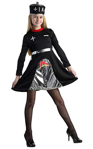 Dress up america costume da vestito di batteria tween energizer