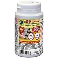 Larvicida de mosquitos en AEDEX efervescente complejo
