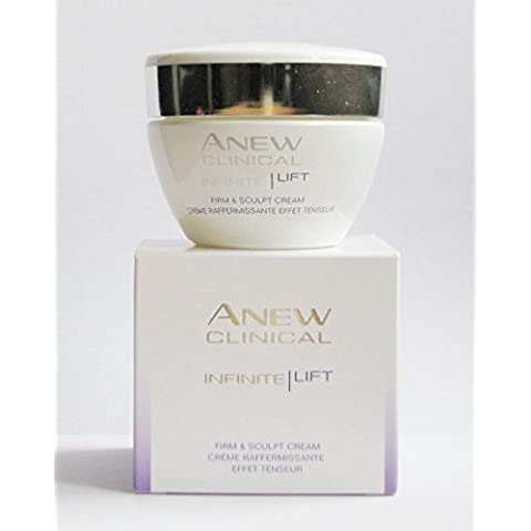 Avon Anew Clinical Infinite Lift Firme y Sculpt Crema 30ml