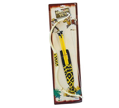 Guirca Fiestas GUI16618 - 50 cm Bogen mit Pfeilen