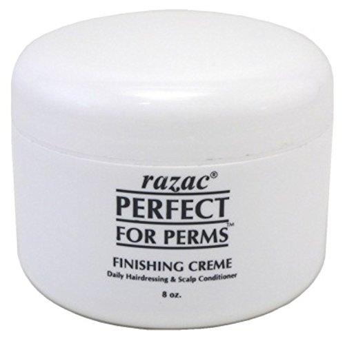 Razac Perfect For Perms Finish Creme 8oz by Razac