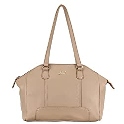 Lavie Womens Handbag (Beige)
