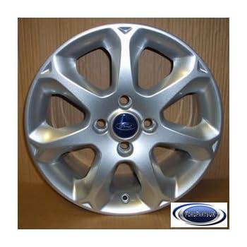 Fiesta 1515147 16-inch 7-Spoke Single Alloy Wheel for 2008 Onwards - Silver (1 Piece) ┃ Cheapest Automotive 》 123PriceCheck.com