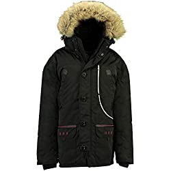 Geographical Norway Parka Hombre Carnaval Negro XXL
