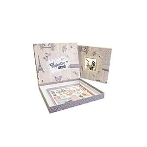 Artemio Kit album scrapbooking Oldies 30x30cm