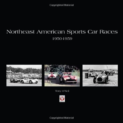 Northeast American Sports Car Races 1950-1959 - 1951 1952 1953 1954 Car