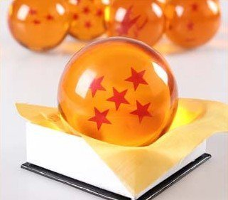 Dragon Ball Z - DragonBall Bola de Cristal - 7cm - 5 Estrellas