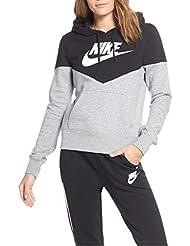 Nike Women's W Nsw Hrtg Hoodie Flc Sweatshirt