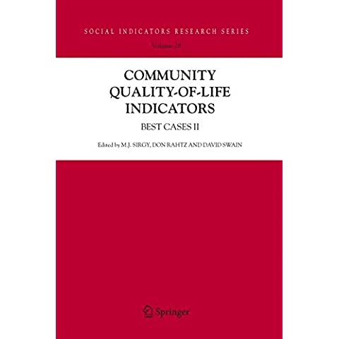 Community Quality-of-life Indicators: Best Cases II: