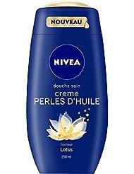 NIVEA Crème Douche Perles d'Huile Lotus 250 ml