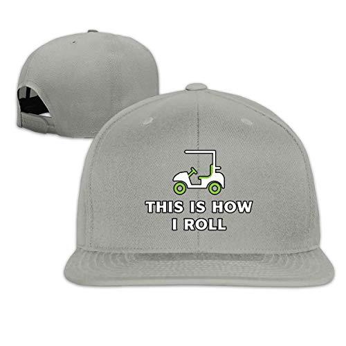 Unisex Yorkshire Terrier Snapback Hats Custom Adjustable Baseball Cap Hip Hop Cricket 100% Cotton Flat Bill Ball Hat Sun Nascar-visor Hat