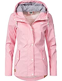 Ragwear Women's Raincoat