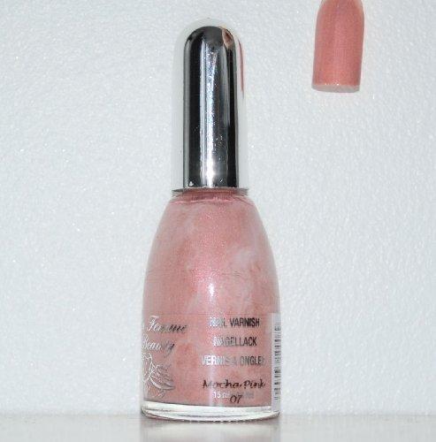 La Femme Nail Polish Mocha Pink 07 by La Femme
