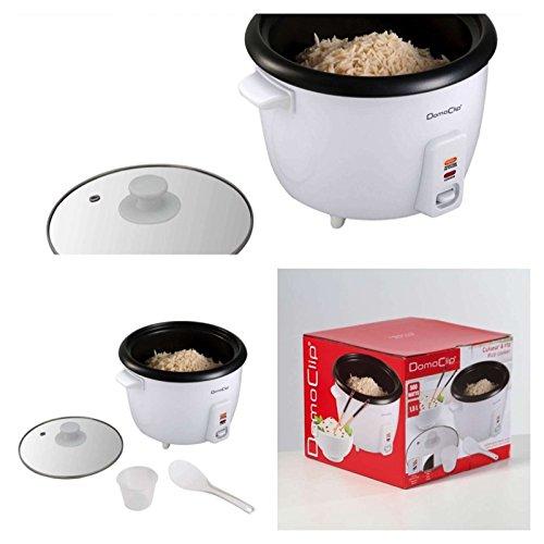 Reiskocher Alu-Dämpfeinsatz 1,5 Liter (Dampfgarer, Dampfkocher, Dampf-Gareinsatz,...