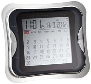 TFA Dostmann 60.2504 Calendrier électronique