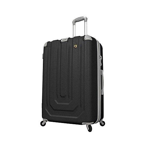 mia-toro-luggage-pastello-composite-hardside-29-inch-spinner-black-one-size