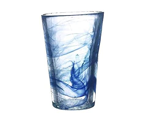 Kosta Boda Mine Vase, Blau (Kosta Boda Geschenke)