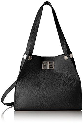 Bags4Less - Gloria, Borse a spalla Donna Nero (Schwarz)