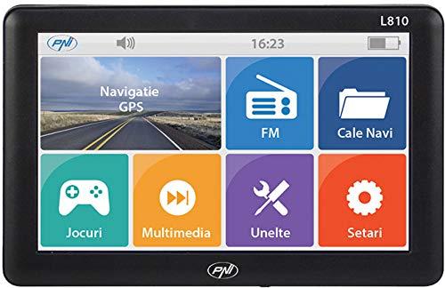 Sistema de navegación GPS PNI L810, 7 pulgadas, 800 MHz, 256M DDR,...