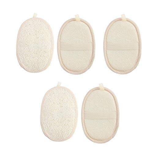 2pcs Facial Cleansing Sponge The Honeycomb Cellular Structure Of Sponge Easily Foam Ladies Face Wash Cleansing Sponge Puff Cosmetic Puff