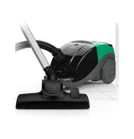Zelmer Elf 3 - Aspiradora (700 W, A, 25,6 kWh, Aspiradora cilíndrica, Bolsa para el polvo, 2,5 L)