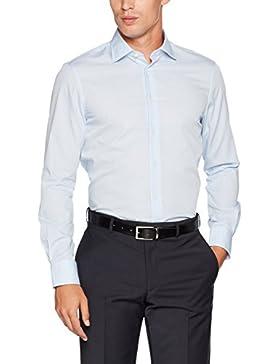 Tommy Hilfiger Core Poplin Classic Shirt, Camisa para Hombre