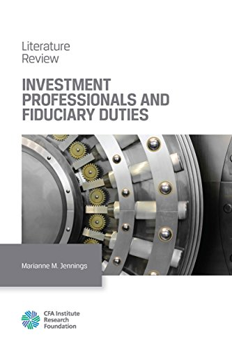 Investment Professionals and Fiduciary Duties book cover