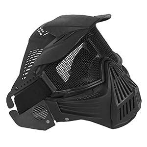Fansport Full Face Mask Mehrzweckmaske Mit Atmungsaktiver Mesh Maske