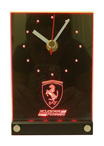 scuderia-ferrari-formule-1-equipe-led-effet-3d-horloge-de-table-bureau-f1-kimi-sebastian