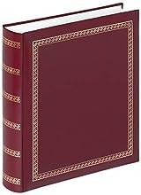 Walther Design MX-101-R Album Elegante & Spesso, PVC, Rosso, 29 x 7 x 32 cm