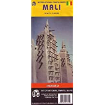 Carte routière : Mali