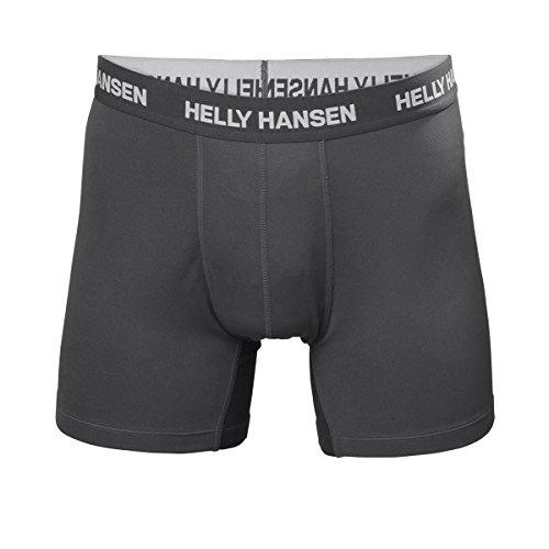 Helly Hansen Herren HH x-cool Boxer ebenholz