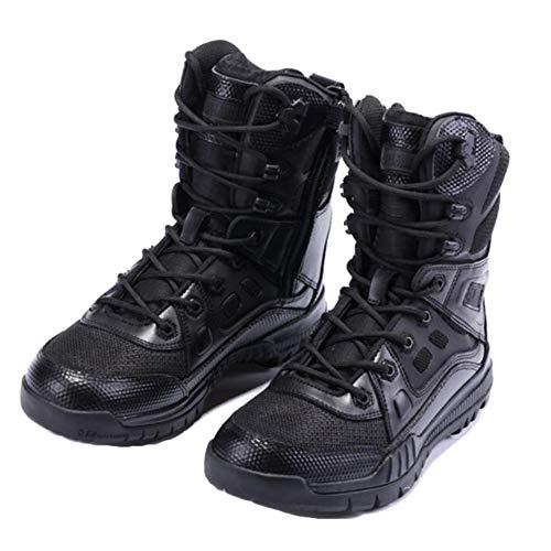 Souy Botas De Desierto para Hombre Botas De Combate Zapatos Especiales De...