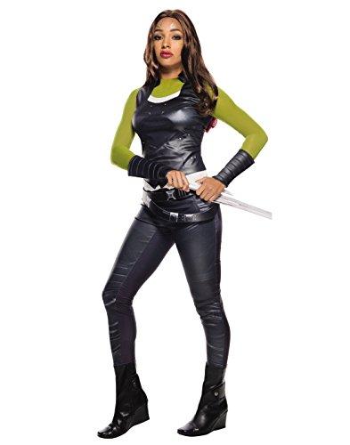 Rubies Guardians Of The Galaxy Vol. 2 Womens Gamora Costume ()