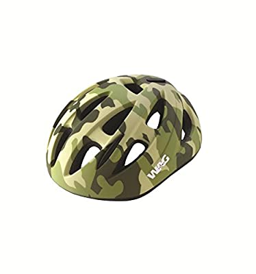 Wag Helmet Sky Boy Size S Camouflage Green (Helmets Junior)/Helmet Sky Size S Camouflage Green (Junior Helmets) from WAG