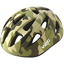 Wag Casco Sky Bebé Talla S camuflaje verde (Cascos Junior)/Helmet Sky Boy Size S Camouflage Green (Junior Helmets)